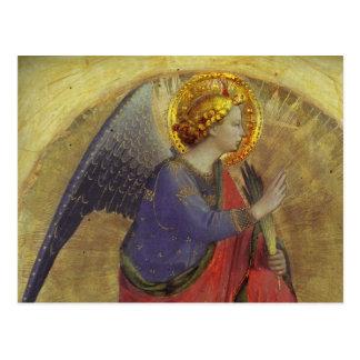 Anjo no ouro cartões postais