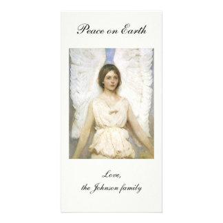 Anjo por Abbott Thayer, belas artes do Victorian Cartão Com Foto