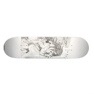 anjo shape de skate 18,1cm