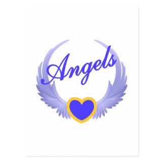 Anjos Cartão Postal