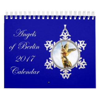 Anjos do calendário de Berlim 2017