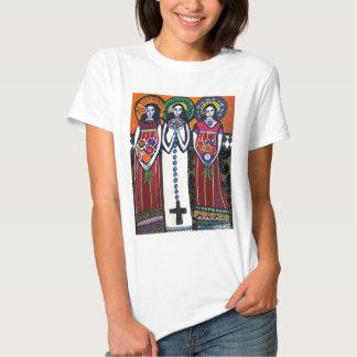 Anjos mexicanos tshirt