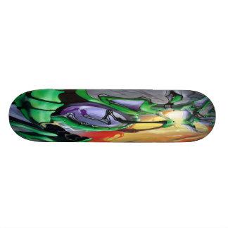 Anjos perdidos skateboard