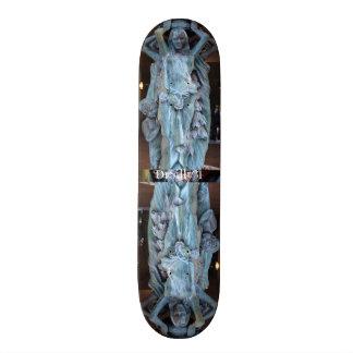 anjos shape de skate 19,7cm