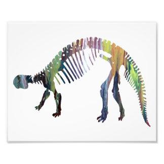Ankylosaurus Impressão De Foto