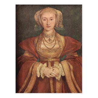 Anne do cartão de Cleves