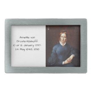 Annette von Droste-Hulshoff 1838