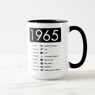 ano 1964-Great (15 onças.) Caneca de café