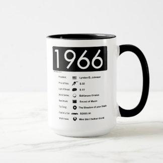 ano 1966-Great (15 onças.) Caneca de café