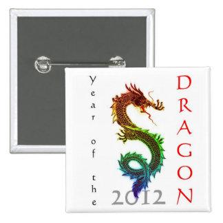 Ano do botão do dragão 2012 botons
