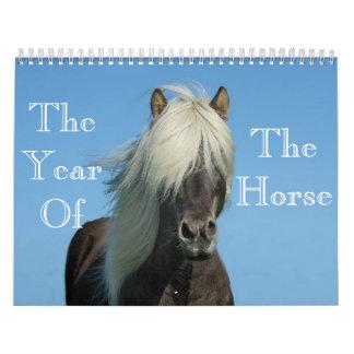 Ano do calendário do cavalo