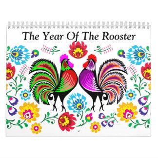 Ano do calendário do galo