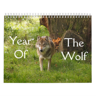 Ano do calendário do lobo