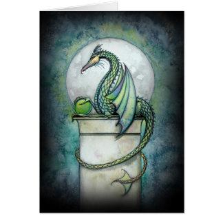 Ano do cartão do dragão 2012