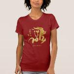 Ano do cavalo 2014 - ano novo chinês t-shirt