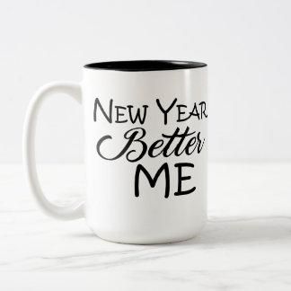Ano novo melhor mim caneca