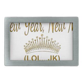 Ano novo, novo mim LOL JK