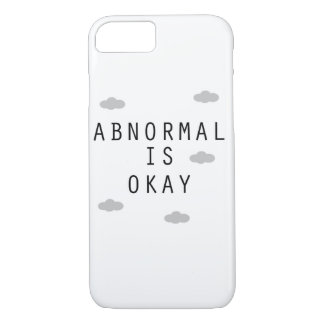 Anormal é aprovado - o caso do iPhone 7 Capa iPhone 7
