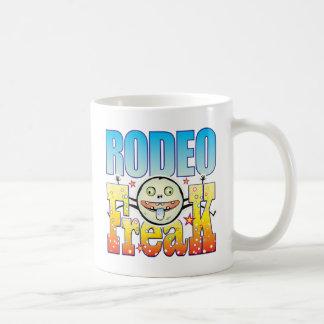 Anormal Freaky do rodeio Caneca