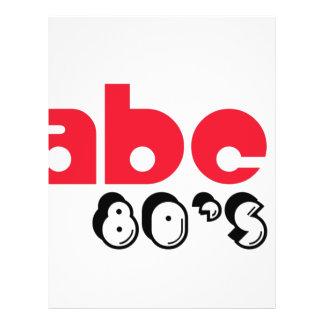 Anos 80 de ABC Panfletos