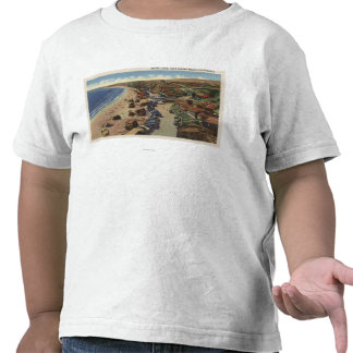 Antena da angra de cristal camisetas