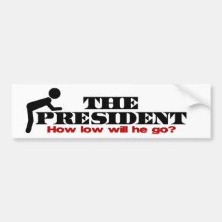 Anti arco de Obama Adesivo Para Carro