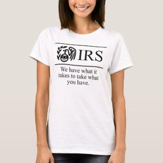 Anti camisa do IRS