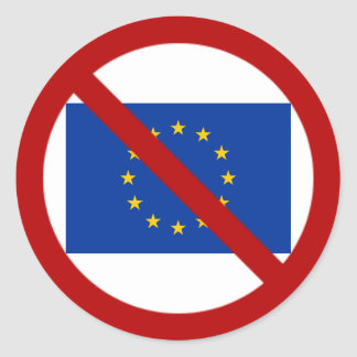 Anti etiqueta da UE