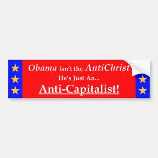 Anti-Obama 2 Adesivo Para Carro
