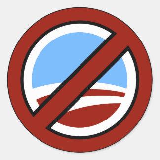Anti Obama Adesivo