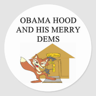 anti piada de obama adesivo