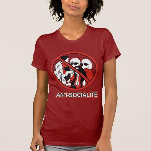 ANTI SOCIALITE T-SHIRTS