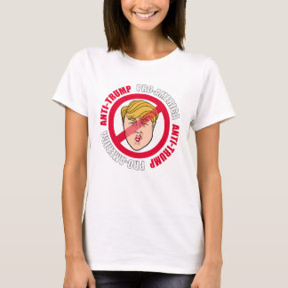 Anti-Trunfo de Pro-América -- Design do Camiseta