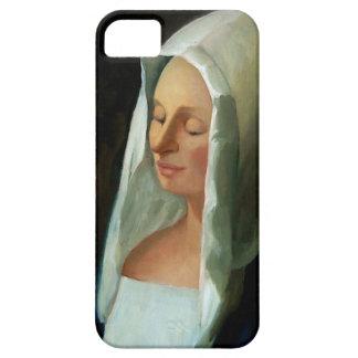 Antigos mestres: Vermeer: Minha cópia, arte Capa Barely There Para iPhone 5