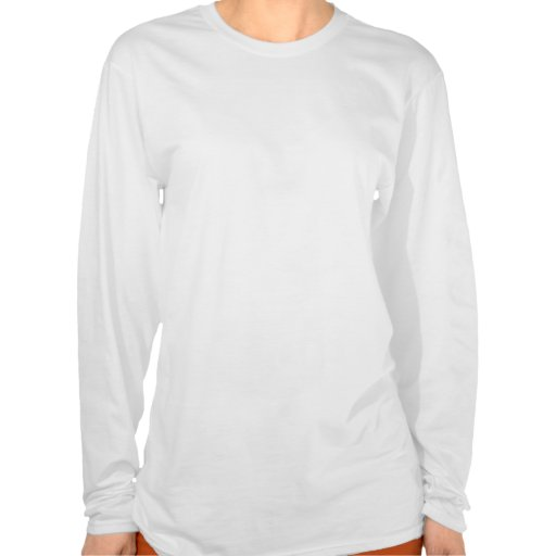 Antlers do caribu na terra arenosa no camiseta