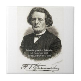 Anton Grigorevich Rubinstein 1889