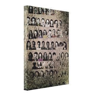 Anuário - impressão das canvas impressão de canvas esticadas