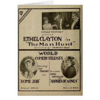 Anúncio 1918 do expositor de Ethel Clayton