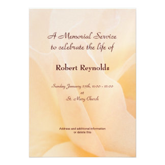 Anúncio da cerimonia comemorativa convite personalizados