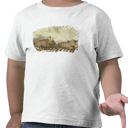 Anúncio da paz de Breda Tshirt