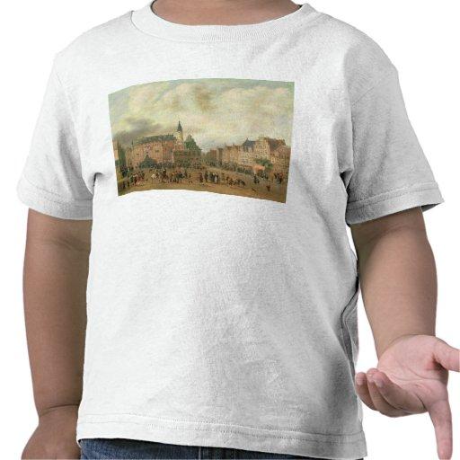 Anúncio da paz de Breda Tshirts
