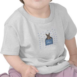 anúncio do coelho t-shirt