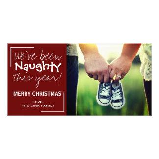 Anúncio impertinente do bebê do Natal