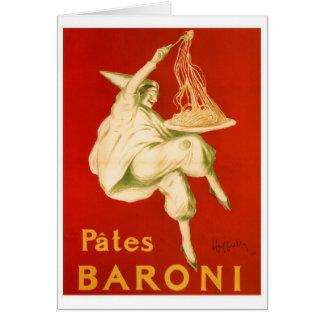 Anúncio italiano da massa de Leonetto Cappiello do