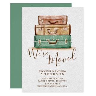Anúncio movente das malas de viagem | do vintage