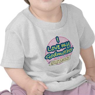 Anúncio pago por minha madrinha PK T-shirt