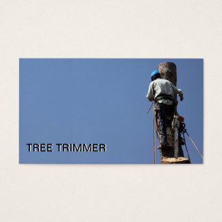 Aparamento da árvore/modelo de cartão de negócios