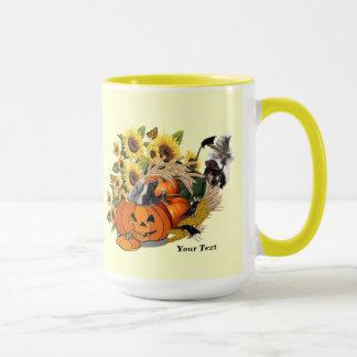 Apenas caneca de café deliciosa da colheita da