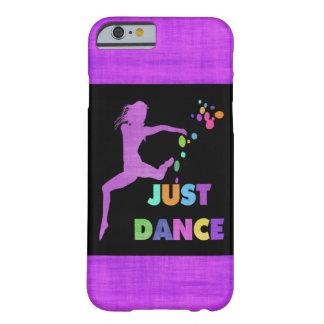 Apenas dança capa barely there para iPhone 6