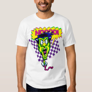 Apenas diga Nooooo! Tshirt